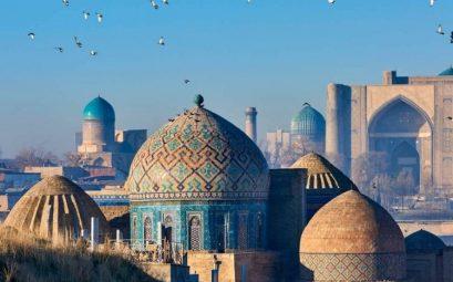 ouzbekistan et son histoire